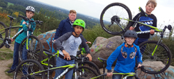 Schulverein Mountainbikes