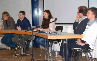 Podiumsdiskussion NCL