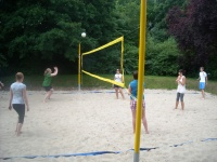 Beachvolleyball am Foorthkamp