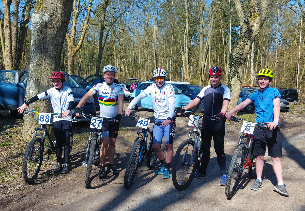 Mountainbikerennen 2018